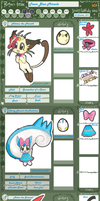 PMD-E_Blue Miracle_Arc 2 by SapphireMiuJewel