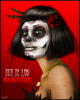 Day of the Dead by Kinbarri