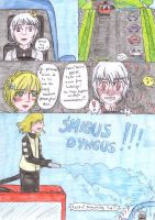 aph: The Wet Monday QwQ by LoveEmerald