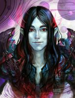 Melkor by sagasketchbook
