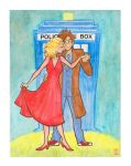 Rose and the Doctor by ZoeyHuerta