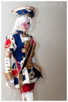 Trinity Blood: Lady Asran by Astarohime