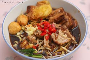 Lor mee by patchow