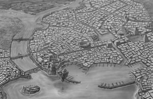 City of Mekhetra by quellion