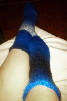 Cozy Socks by KleinSabi