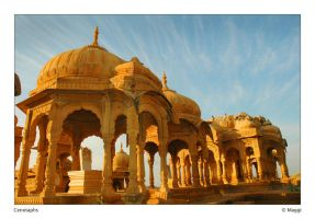Cenotaphs by maggi