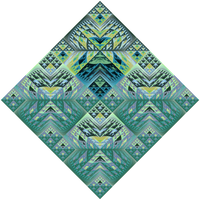 Warped Sierpinski - Fractal Art by CMWVisualArts