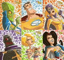 The Pro Sketch Cards by OtisFrampton