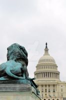 Protector at Capitol Hill by yoyieez