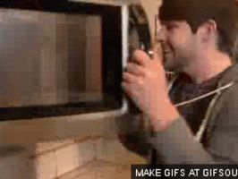 Smosh-Banana in the microwave?! gif by BrookeCPhotography