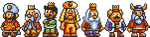 Super Mario Bros. X - The Great Seven Kings by Legend-tony980