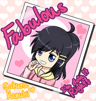 Like, I'm fabulous, and I don't care what you say. by Kyoukouo