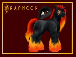 Graphook Profile by ClemiKinkajou