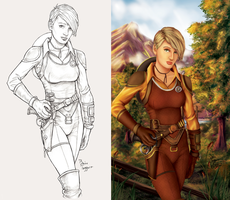 Ranger Side-by-Side by SarahPerryman