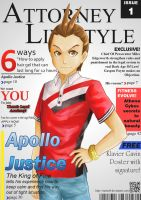 Attorney Lifestyle Magazine Issue 1 by Marini4