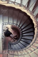 Down the stairs by cunene