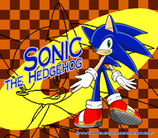 :: Sonic the Hedgehog :: by ViaReweaving