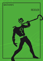 Riddler by lestath87