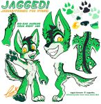 COM: JaggedKat Simple Ref by carnival