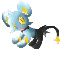 Shinx by Chibixi