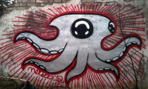 Octopus by milzs
