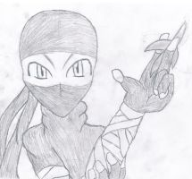 the ultimate ninja (request) by thelongdreamer