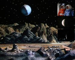 Destination Moon wallpaper by syc1959