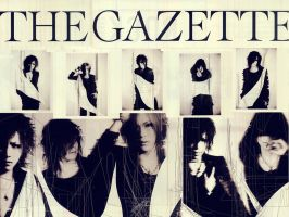 THE GAZETTE Rolling Stone by arapax