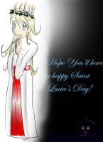 Lucia 2009 by Nin-Wolf