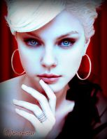 jessica stam by lesuperstar