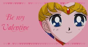 Be my Valentine - Sailor Moon by Mikey186