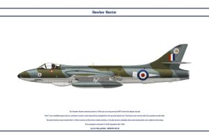 Hunter GB 66 Sqn by WS-Clave