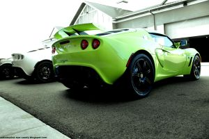Lotus Exige S V by automotive-eye-candy