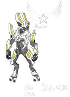 White Elite General Colored by misty2999