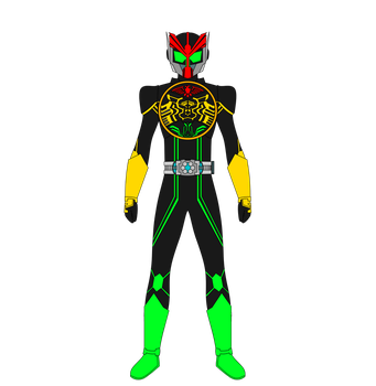 Kamen Rider Re/Byte OOO-Medal Class by JoinedZero