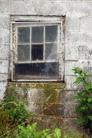 Abandoned Window by jnicolini12