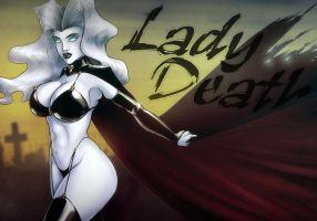 Lady Death by DevilHS