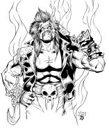 Lobo Inks by BDStevens
