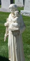 Mount Olivet Cemetery Saint Anthony 61 by Falln-Stock