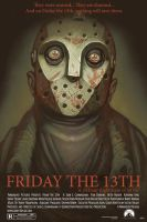 Friday the 13th by sacking-jimmy