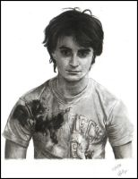Daniel Radcliffe by inyourhonour