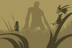what are these giants by SulphurSpoon