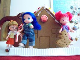 Maho Dou Gingerbread Style by Prettywitchaibou