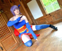 Ayane DOA by Cupid-Cosplay