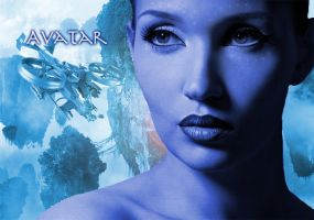 Avatar Movie Poster by playcanon