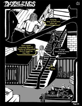 Darklings - Issue 5, Page 26 by RavynSoul