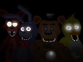 Five Nights At Freddy's by RiverBelle