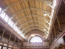 Melbourne Exhibition Building 13 by LuchareStock