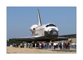 Atlantis, OV-104 Rollover by OpticaLLightspeed