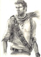 Uncharted 3 Nathan Drake by Celtic-balverine